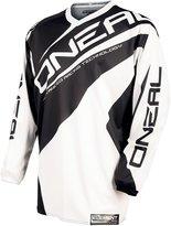 O'Neill 2015 O'Neal Element Black Jersey for Motocross / Off-Road / Dirt Bike / ATV / MTB