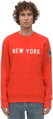New Era Far East Cotton Blend Sweatshirt