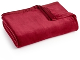 Berkshire CLOSEOUT! Classic Velvety Plush Twin Blanket