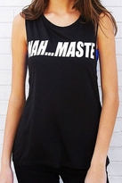 Private Party Nahmaste Tank in Black