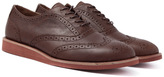 Polo Ralph Lauren Johnsly Dark Brown Brogue