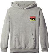 Billabong Kids - Bad Billys Pullover Hoodie Boy's Sweatshirt