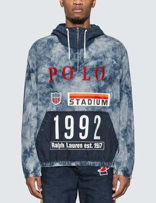 Polo Ralph Lauren Stadium Popover Jacket