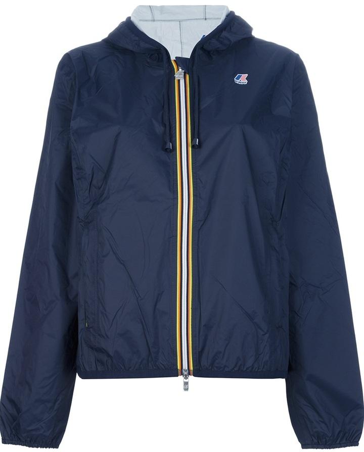 K-Way 'Lily Plus' raincoat