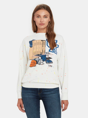 Lou Crewneck Graphic Sweatshirt