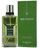 Guerlain Vetiver Eau De Toilette Spray for Men, 3.4 Ounce
