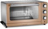 Cuisinart Copper Stainless Convection Toaster Oven Broiler