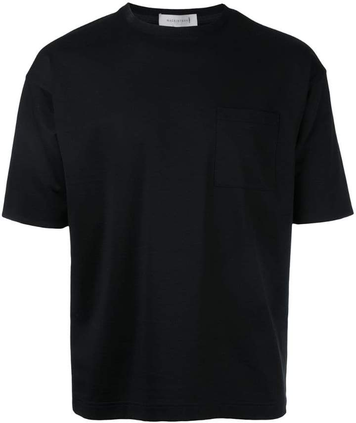 MACKINTOSH chest pocket T-shirt