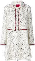 Moncler Gamme Rouge flared coat