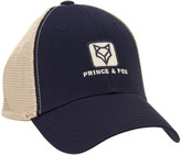 Prince & Fox Logo Mesh Adjustable Hat