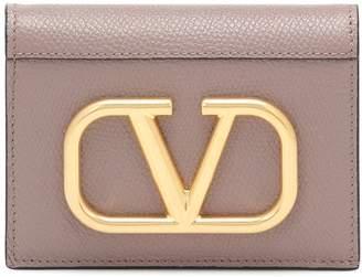Valentino Garavani VLOGO leather wallet