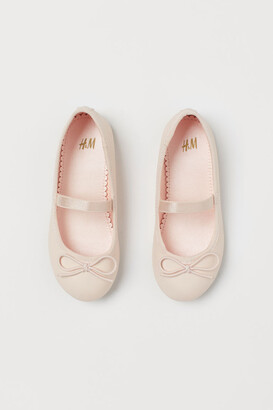 H&M Ballet Flats - Orange