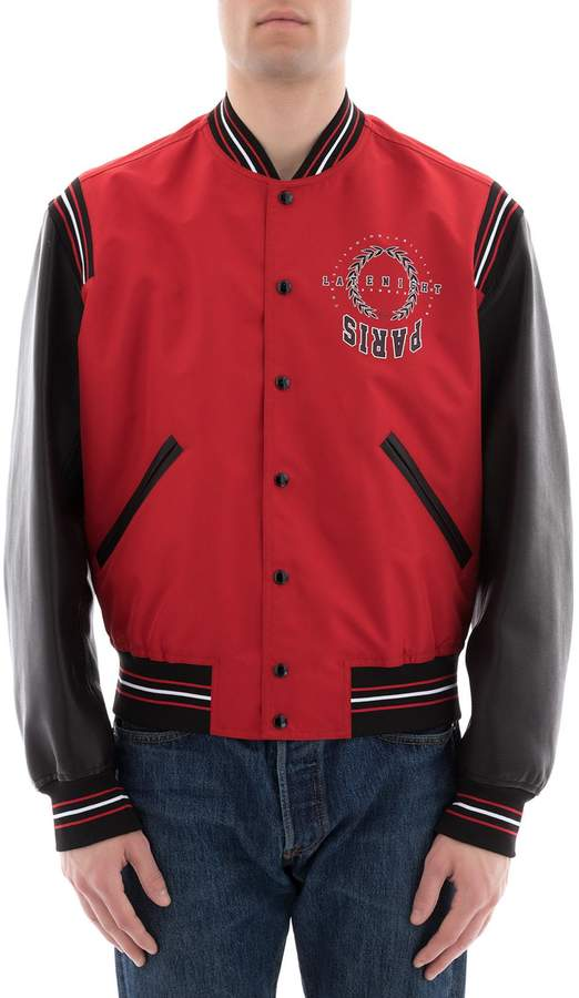 Christian Dior Red Fabric Jacket