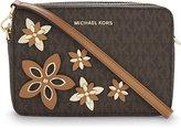 MICHAEL Michael Kors Flowers medium cross-body bag