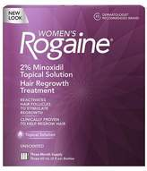 Rogaine Women's Minoxidil Hair Thinning & Loss Treatment Foam, 3 Month