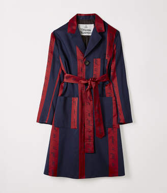 Vivienne Westwood Worker Jacket Blue/Red