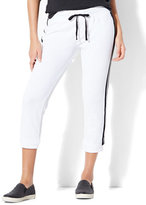 New York & Co. Soho Street Side-Stripe Jogger