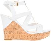 GUESS Harlea White Sandal