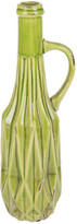 A by Amara - Peony Stoneware Vase with Handle - Large