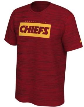 Nike Kansas City Chiefs Men's Legend Velocity Training T-Shirt
