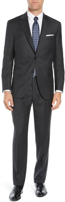 Peter Millar Classic Fit Wool Suit
