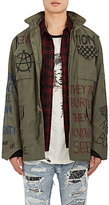 Alpha Industries Men's M-65 Anarchy Cotton-Blend Field Jacket