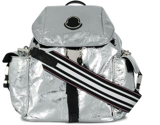 Moncler Metallic Backpack