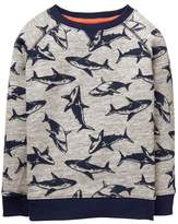 Gymboree Shark Pullover