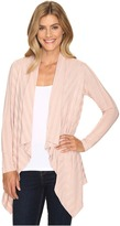B Collection by Bobeau - Simone Rib Knit Cardi Women's Sweater