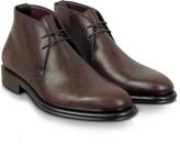 Fratelli Borgioli Cayenne - Leather Derby Boot