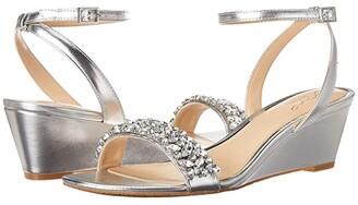 Badgley Mischka Bellevue (Black) Women's Shoes