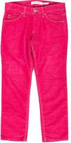 Etoile Isabel Marant Corduroy Cropped Pants