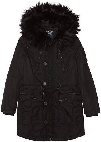 Khujo Women's Halle Jacket, (Black 200), Medium
