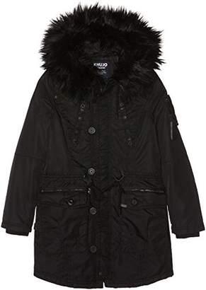 Khujo Women's Halle Jacket, (Black 200), Large