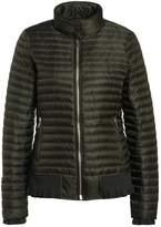 MICHAEL Michael Kors RUFFLE Down jacket sangria
