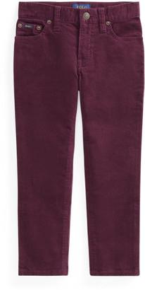 Ralph Lauren Varick Corduroy Skinny Trouser