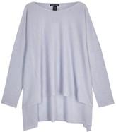 Eileen Fisher Lilac Fine-knit Wool Jumper