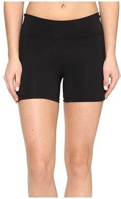 TYR Kalani Shorts (Black) Women's Swimwear