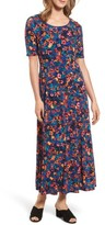 Chaus Women's Floral Field Maxi Dress