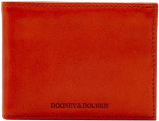 Dooney & Bourke Florentine Toscana Billfold with Train Pass