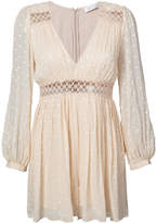Zimmermann lattice work boho playsuit
