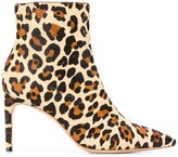Sophia Webster SES19096 LEOPARD Furs & Skins->Calf Leather