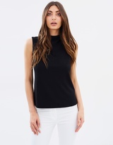 Forcast Sienna Funnel Neck Top