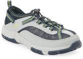 Khombu Kids Boys) Blue Gem Aqua Hiker Sneakers