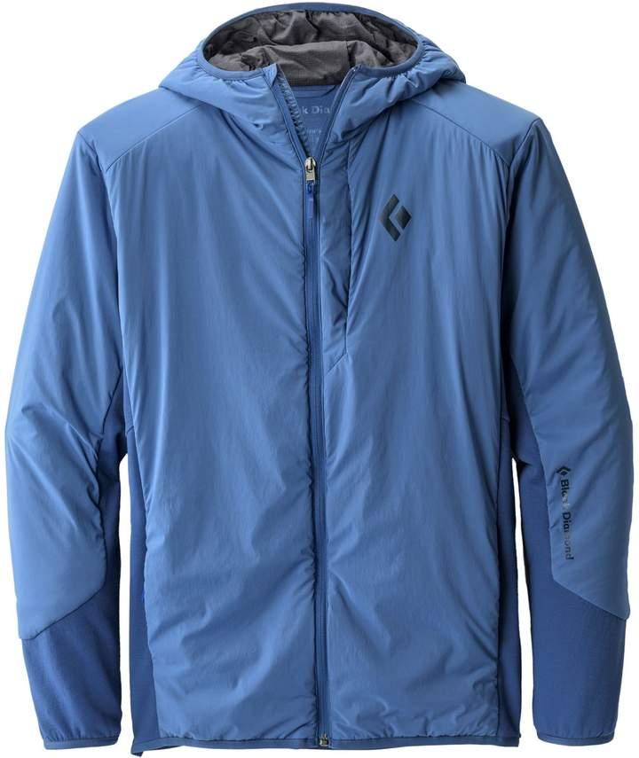 Black Diamond First Light Hybrid Hooded Jacket - Men's