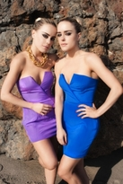 Naven Bombshell Dress in Lilac