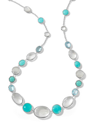 Ippolita Rock Candy Luce 10-Stone Long Necklace in Cascata