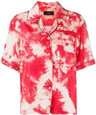 Alanui tie-dye print T-shirt