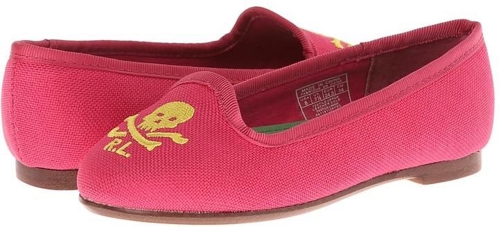 Ralph Lauren Kids Jayde Girls Shoes