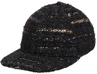 Maison Michel Hailey Tweed Hat